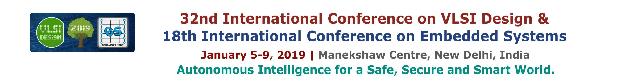 32nd International Conference On Vlsi Design And 18th International Conference On Embedded Systems Vlsid 2019 2019 01 05 Crunchbase Event Profile