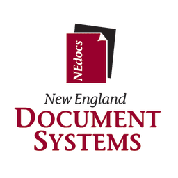 New England Document Systems logo