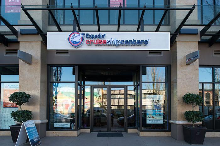 Expedia CruiseShipCenters Burnaby