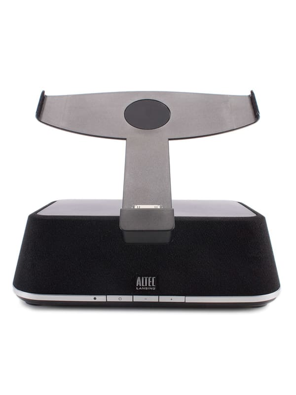 Altec Lansing, Octive MP450 iPad Docking Speaker - Zwart
