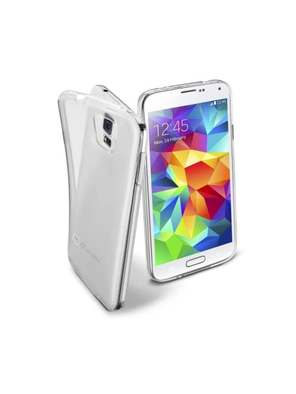 CELLULAR-LINE Fine Galaxy S5 Transparant