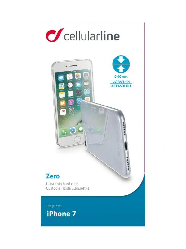 CELLULAR-LINE IPHONE 7 ZERO TRANSPARANT
