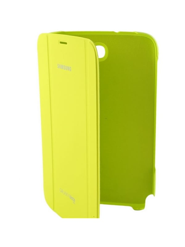 Samsung GALAXY Note Book Cover - lime