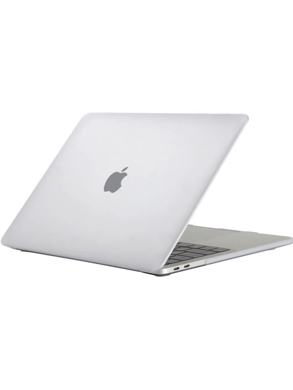 Gecko Covers 'Clip On' hoes voor MacBook Pro 13 inch (2016) - Wit
