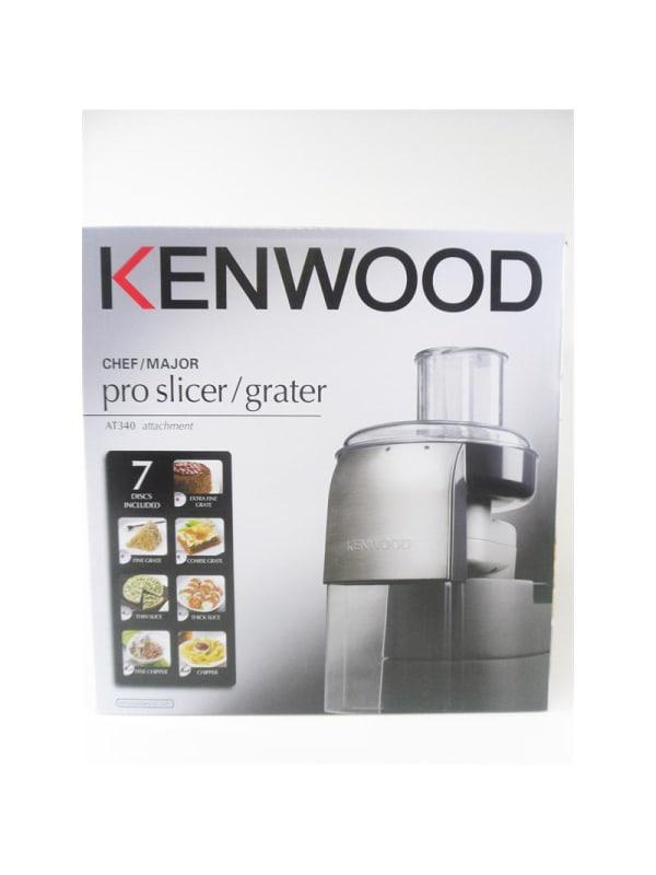 Kenwood Hoge Snelheidsrasp AT340 - Accessoire voor Chef & Major