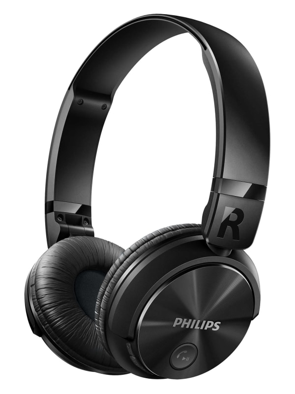 Philips SHB3060BK - On-ear Bluetooth Koptelefoon - Zwart Draadloze bluetooth koptelefoon