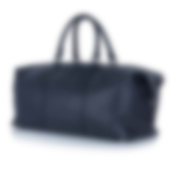 Richmond leather holdall end