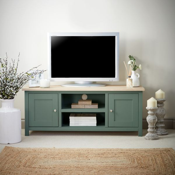 Rushbury Painted Large TV Unit
