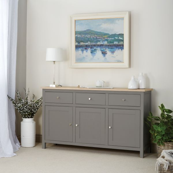 Rushbury Painted Large Sideboard