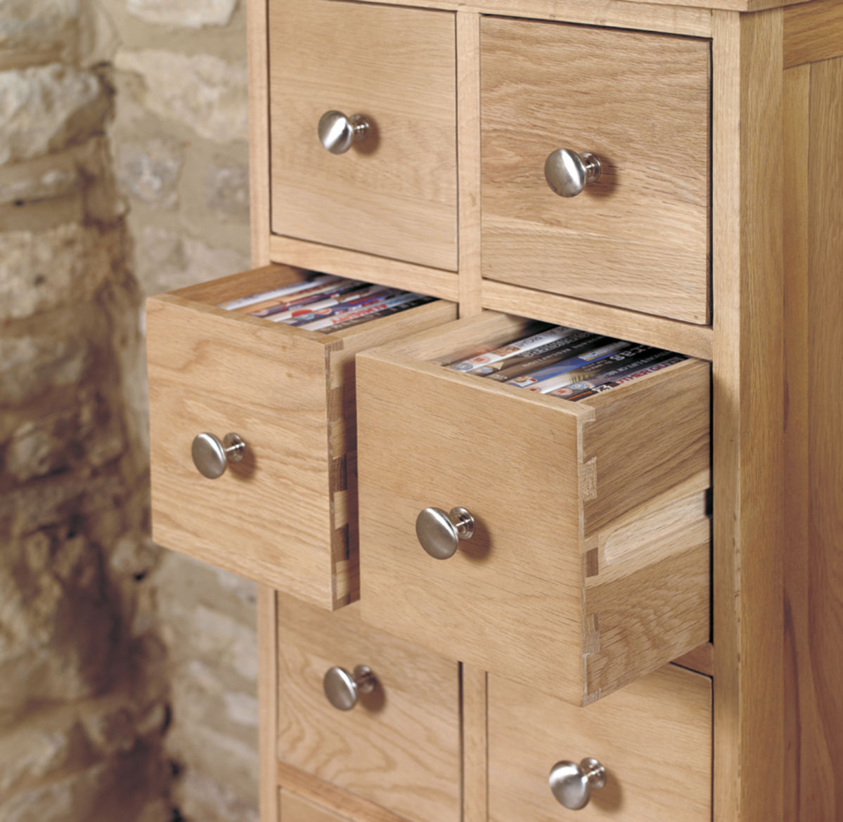 Mobel light oak chest of drawers wooden furniture store