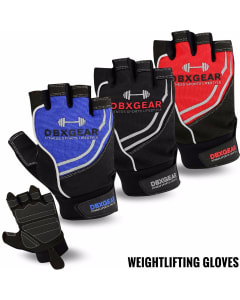 Premium Neoprene Weightlifting Fitness Gloves