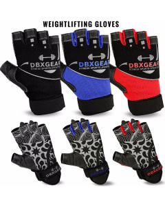 Premium Weightlifting Fitness Gloves