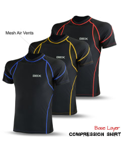 Men's Compression easy-fit T-Shirt