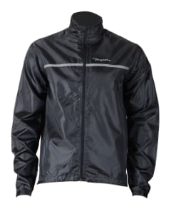 Light Rain Jackets-Black-Large