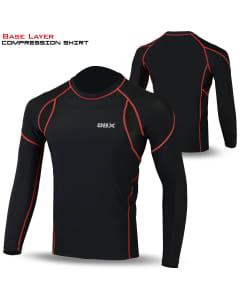 MFSC0001-Black / Red-Medium