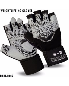 Premium Half-Finger Weightlifting Fitness Gloves