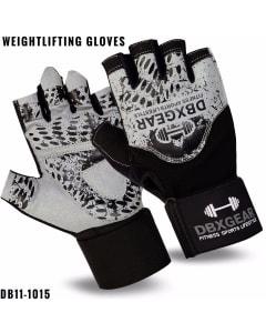 Premium Half-Finger Weightlifting Fitness Gloves