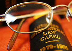 Book of case law and DBS legislation