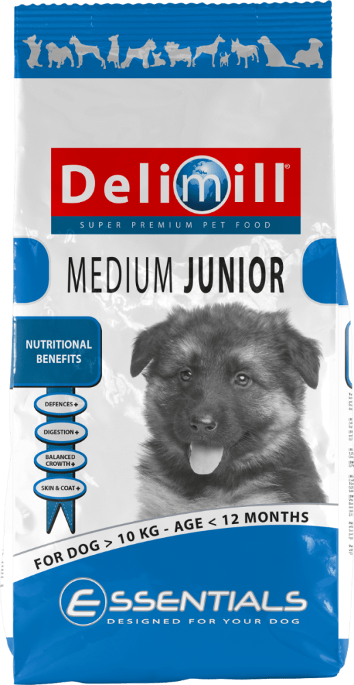 Delimill Medium Junior