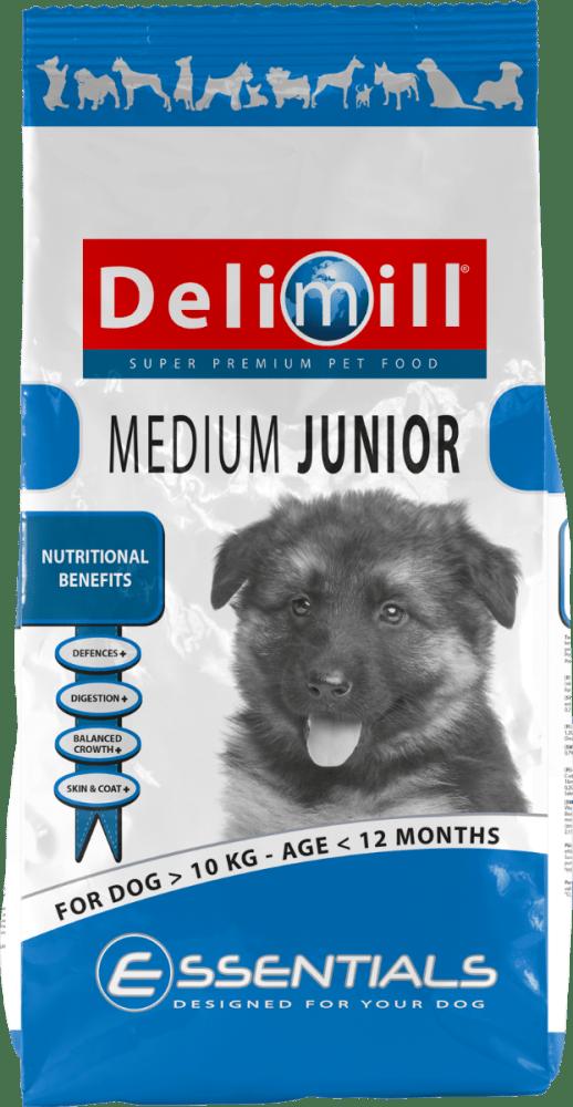 Delimill Medium Junior