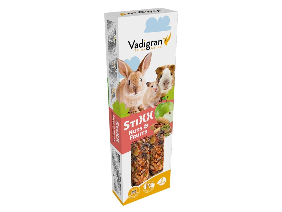 Snack Stixx Kaninchen, Hamster & Meerschweinchen XXL