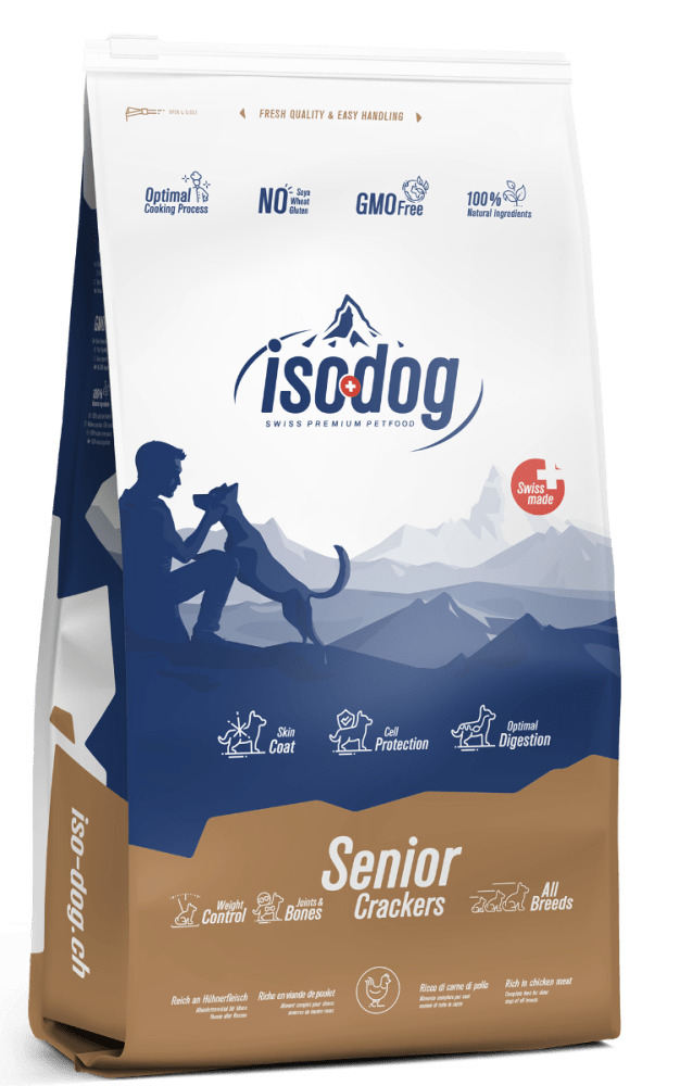 Iso-dog SENIOR Crackers All Breeds