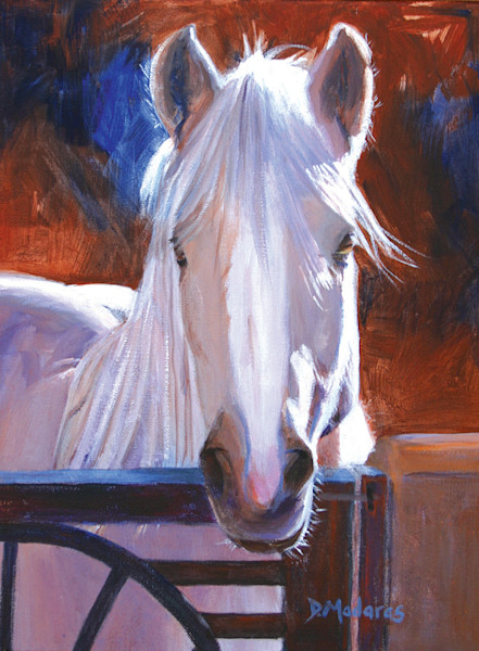 Western Art & Horse Paintings For Sale | Madaras Gallery