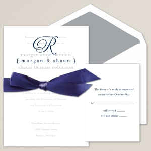 Free Samples Wedding Invitations Exclusively Weddings