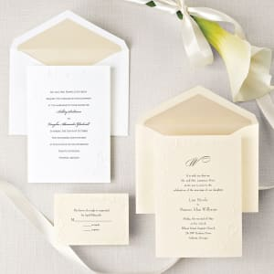 Calla Lily Beauty Wedding Invitation