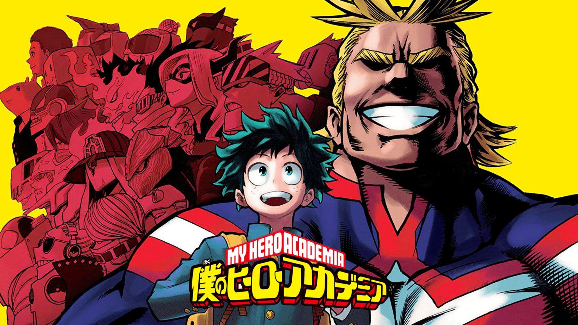 Review | My Hero Academia (僕のヒーローアカデミア)