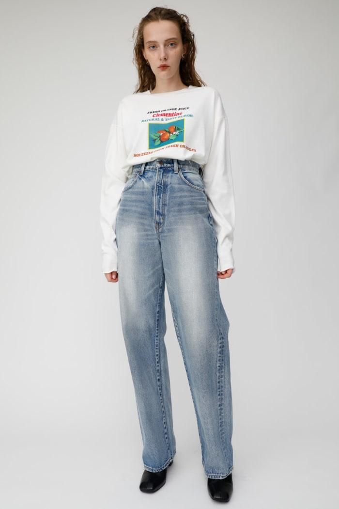 SQUEEZE JUICE Long Sleeve T-shirt
