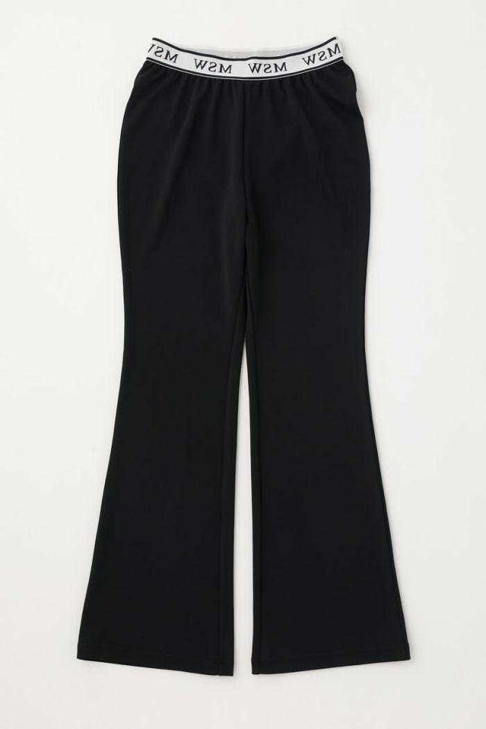 SW LOGO FLARE leggings