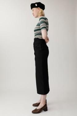 CORSET BELT LONG skirt