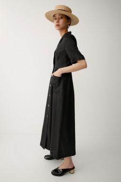TUCK WAIST Dress