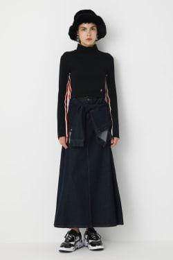STUDIOWEAR FLARE LONG skirt