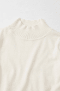PUFF SLEEVE KNIT Tops