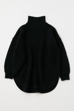ROUND HEM sweater