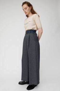 COLOR SCHEME WIDE pants