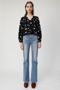 MARGALET PRINT blouse
