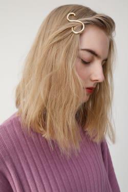 METAL CURVE hairpin