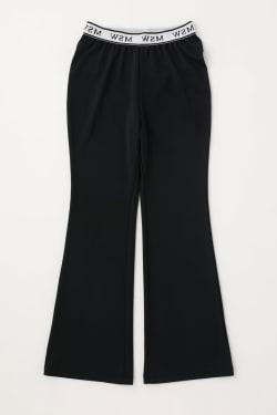 STUDIOWEAR LOGO FLARE leggings