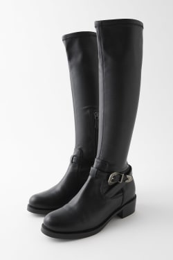 WESTERN BUCKLE LONG BOOTS