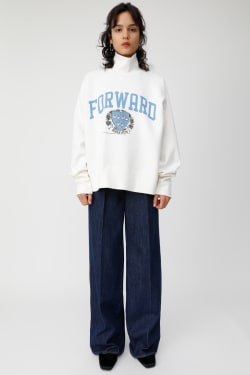 FORWARD HIGH NECK PULLOVER