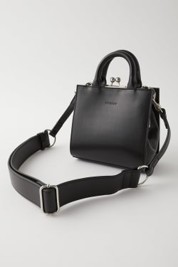 CLASP SHOULDER bag