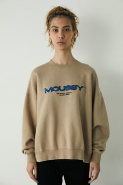 PATCH WORK LOGO PULLOVER