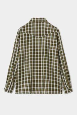 WESTERN YOKE CHECK shirt