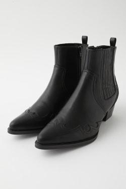 WESTERN STITCH SHORT boots