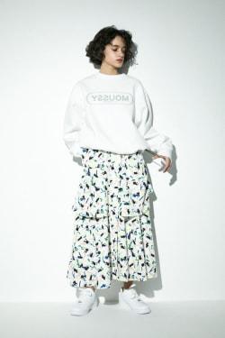 STUDIOWEAR INVISIBLE LOGO pullover