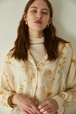BOTANICAL GARDEN shirt
