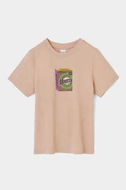MOUSSY PACKAGE T-shirt